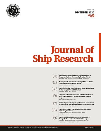 Journal of Ship Research